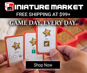 Miniature Market - Game Day