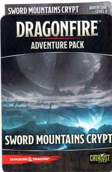 Dragonfire: Adventures – Sword Mountains Crypt