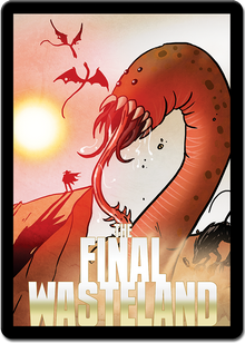 Sentinels of the Multiverse: The Final Wasteland Environment