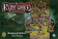 Runewars Miniatures Game: Deepwood Archers – Unit Expansion