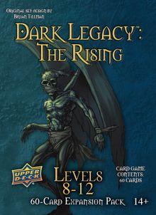 Dark Legacy: The Rising – Levels 8-12