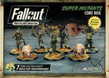Fallout: Wasteland Warfare – Super Mutants Core Box