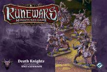 Runewars Miniatures Game: Death Knights – Unit Expansion