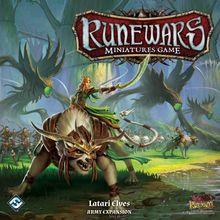 Runewars Miniatures Game: Latari Elves – Army Expansion