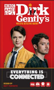 Dirk Gently's Holistic Detective Agency: Everything is Connected