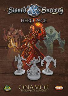 Sword & Sorcery: Hero Pack – Onamor the Necromancer/Summoner
