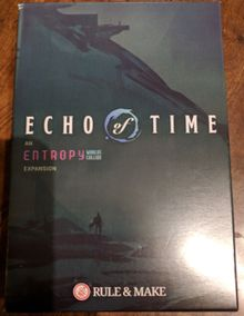 Entropy: Worlds Collide – Echo of Time