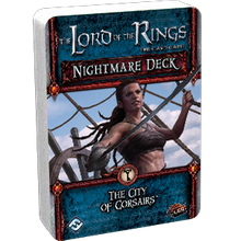 The Lord of the Rings: The Card Game – Nightmare Deck: The City of Corsairs