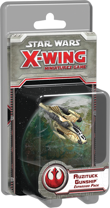 Star Wars: X-Wing Miniatures Game – Auzituck Gunship Expansion Pack