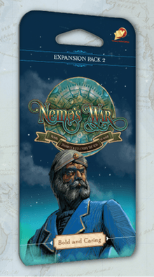 Nemo's War (Second Edition): Bold and Caring Expansion Pack #2