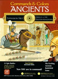 Commands & Colors: Ancients Expansion Pack #1 – Greece & Eastern Kingdoms