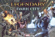 Legendary: A Marvel Deck Building Game – Dark City