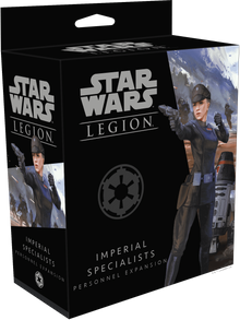 Star Wars: Legion – Imperial Specialists Personnel Expansion