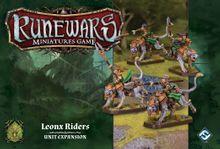 Runewars Miniatures Game: Leonx Riders – Unit Expansion