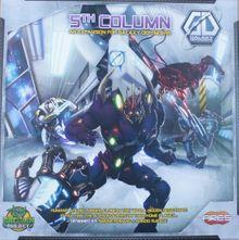 Galaxy Defenders: 5th Column