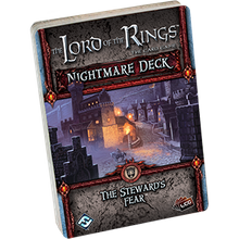 The Lord of the Rings: The Card Game – Nightmare Deck: The Steward's Fear