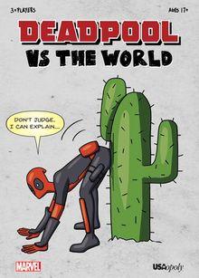 Deadpool vs The World
