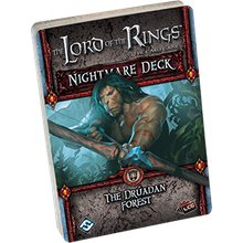 The Lord of the Rings: The Card Game – Nightmare Deck: The Drúadan Forest
