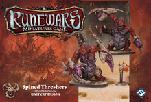 Runewars Miniatures Game: Spined Threshers – Unit Expansion