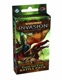 Warhammer: Invasion – Tooth and Claw