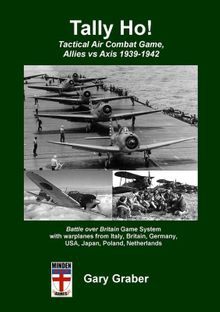 Tally Ho! Tactical Air Combat Game, Allies vs Axis 1939-1942