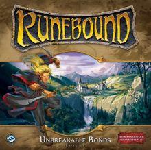 Runebound (Third Edition): Unbreakable Bonds