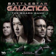 Battlestar Galactica: The Board Game – Exodus Expansion