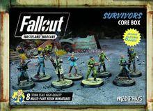 Fallout: Wasteland Warfare – Survivors Core Box