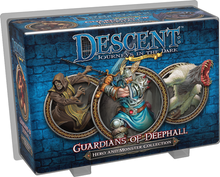 Descent: Journeys in the Dark (Second Edition) – Guardians of Deephall