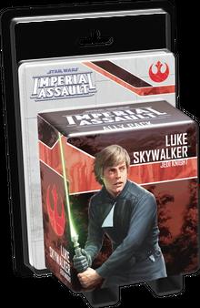 Star Wars: Imperial Assault – Luke Skywalker Jedi Knight Ally Pack