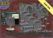 Folklore: The Affliction – Terrain Miniature Pack