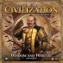 Sid Meier's Civilization: The Board Game – Wisdom and Warfare