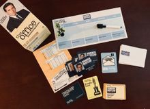 The Office: Downsizing Game