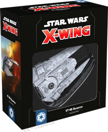 Star Wars: X-Wing (Second Edition) – VT-49 Decimator Expansion Pack