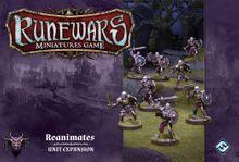 Runewars Miniatures Game: Reanimates – Unit Expansion