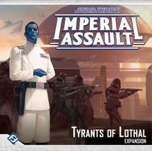 Star Wars: Imperial Assault – Tyrants of Lothal