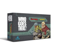 Who Goes There: Van Wall and Norris Character Expansion Pack