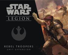Star Wars: Legion – Rebel Troopers Unit Expansion