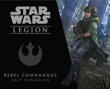 Star Wars: Legion – Rebel Commandos Unit Expansion