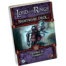 The Lord of the Rings: The Card Game – Nightmare Deck: Trouble in Tharbad