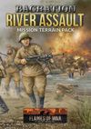Flames of War: Bagration – River Assault Mission Terrain Pack