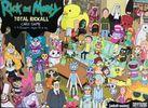 Rick and Morty: Total Rickall Card Game