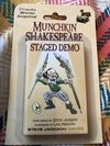 Munchkin Shakespeare: Staged Demo
