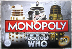 Monopoly: Doctor Who 50th Anniversary Collectors Edition