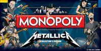 Monopoly: Metallica Collector's Edition