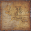 The Lord of the Rings: Journeys in Middle-earth – Gamemat