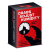 Crabs Adjust Humidity: Volume Three (unofficial expansion for Cards Against Humanity)