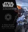 Star Wars: Legion – E-Web Heavy Blaster Team Unit Expansion