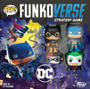 Funkoverse Strategy Game: DC Comics 100