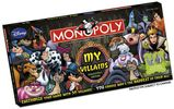 Monopoly: My Disney Villains